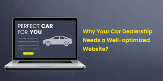 website for car dealership