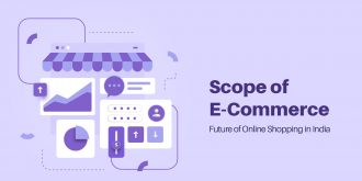 Scope of eCommerce - The Future of Online Shopping in India