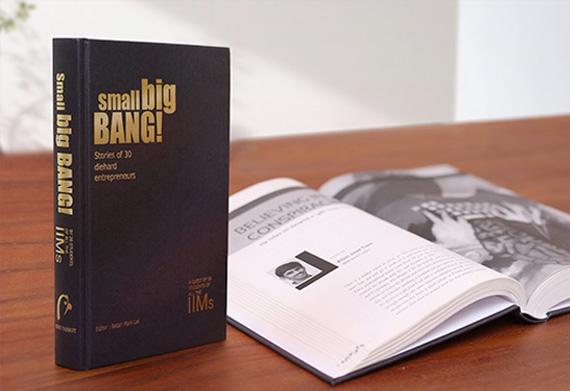 Small big BANG!