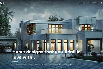 Recent Web Design