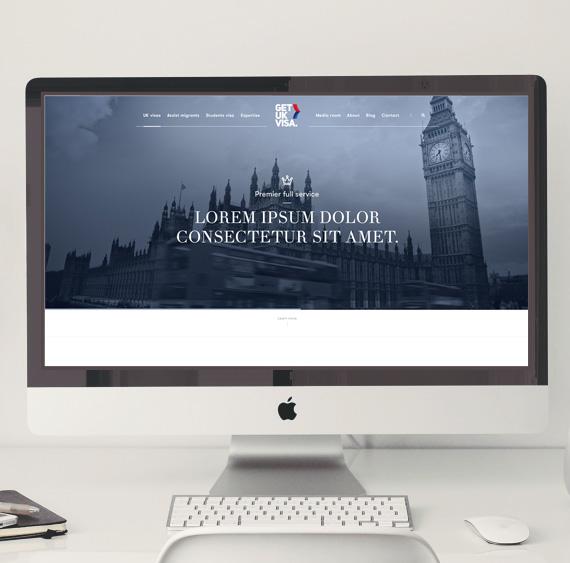 Website for GetUKVisa