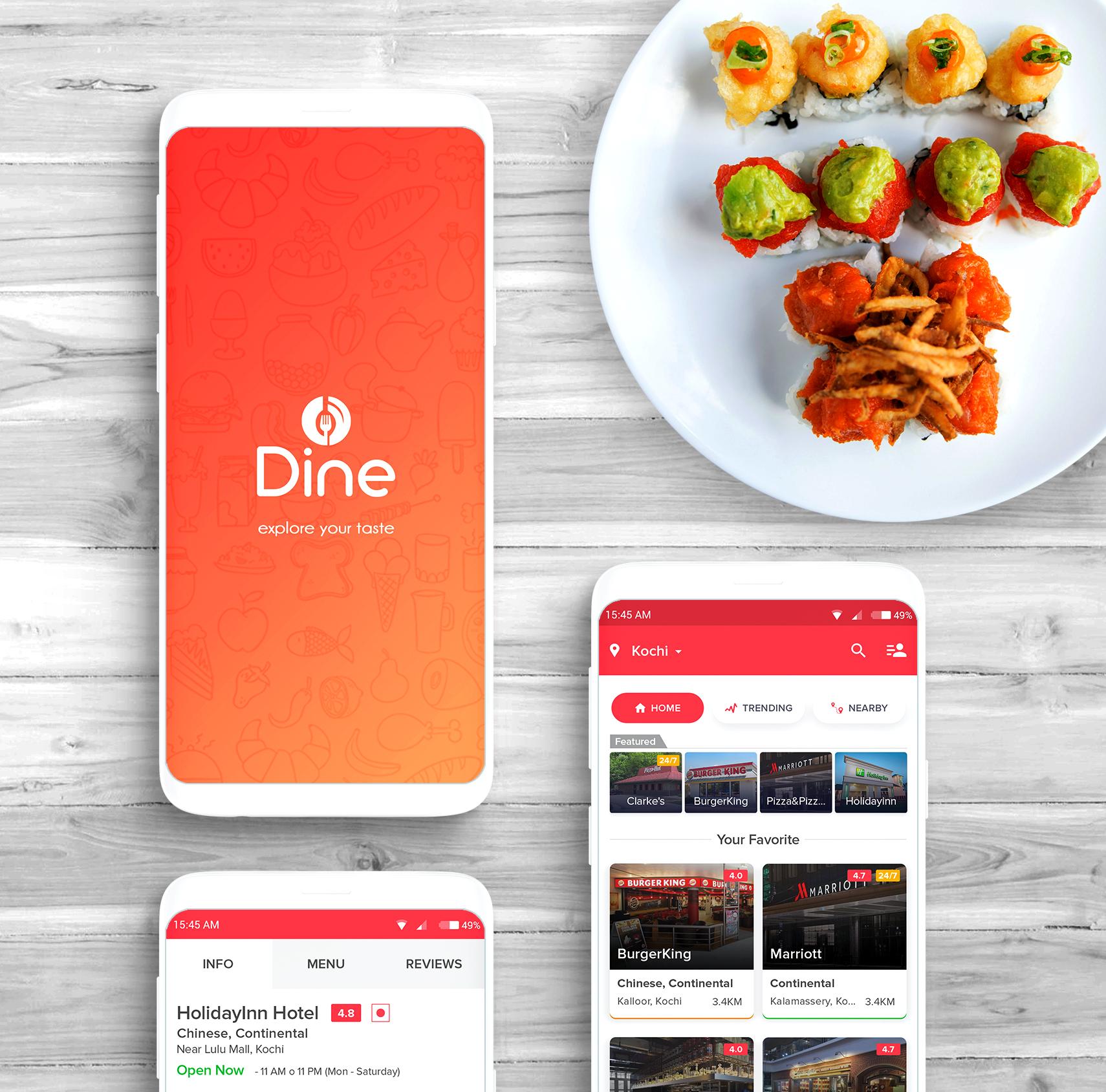 Near Dine