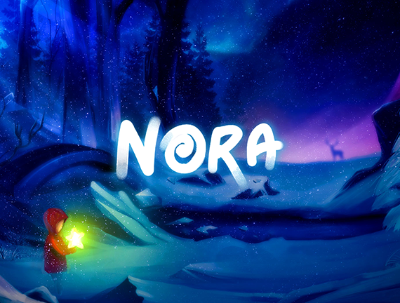 NORA 3D Animation
