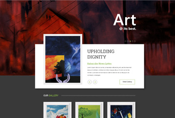 Recent Web Design