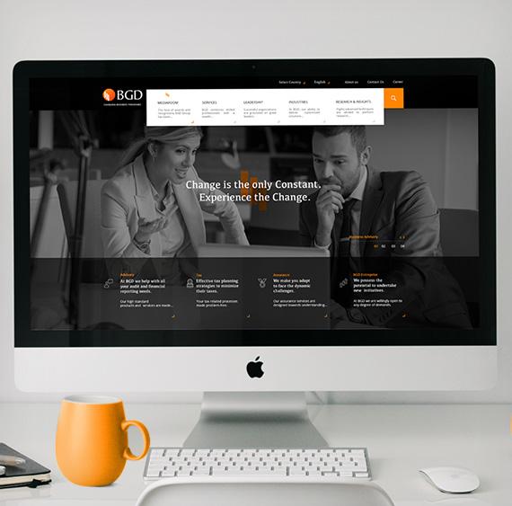 Website for BGD