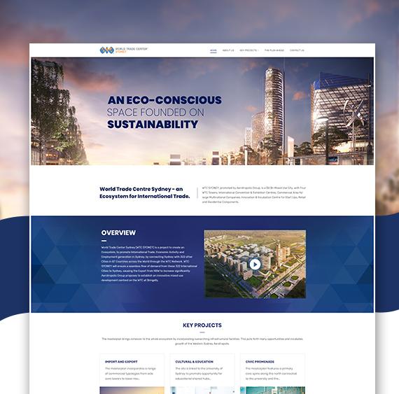 World Trade Center Sydney