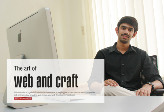 the art of web and craft
